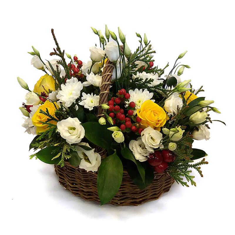 Цветочные композиции букетов цветов, цветок